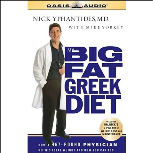 My Big Fat Greek Diet cover art