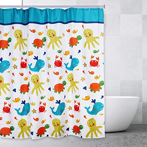 Top scripture shower curtain bird for 2020