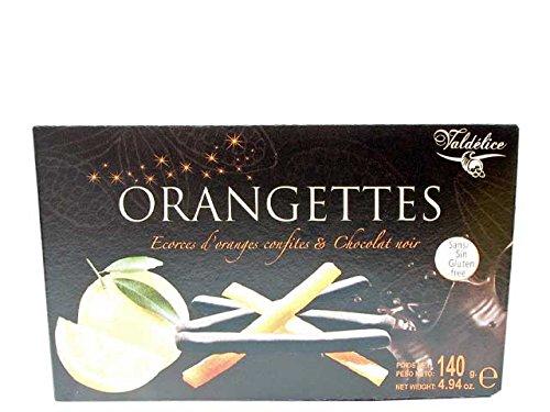 バルデリス オランジェッテス オレンジピールチョコレート