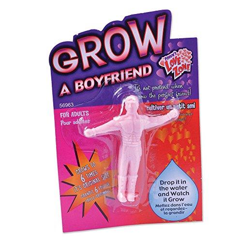 Bristol Novelty Sg288 Grow A Boyfriend Article de fête, Taille Unique