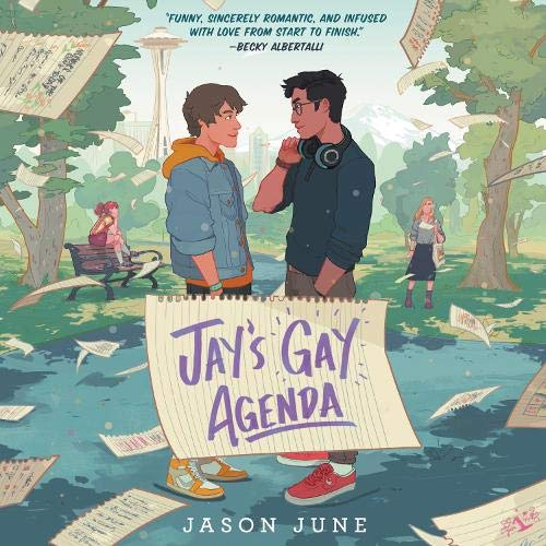 Jay's Gay Agenda cover art