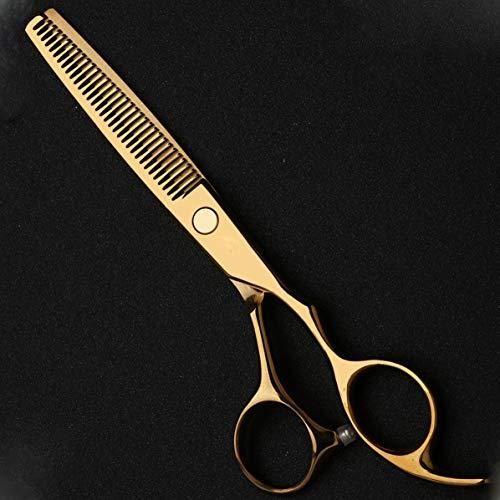 Hair Thinning Scissors Cutting Teeth Shears Professional Barber Hairdressing Texturizing Salon Razor Edge Scissor Japanese Stainless Steel 6 inch
