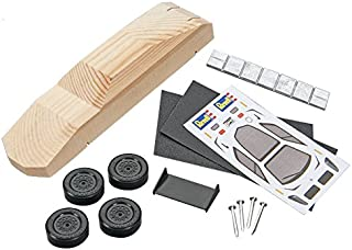 fastest pinewood derby car kit