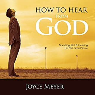 How to Hear from God cover art