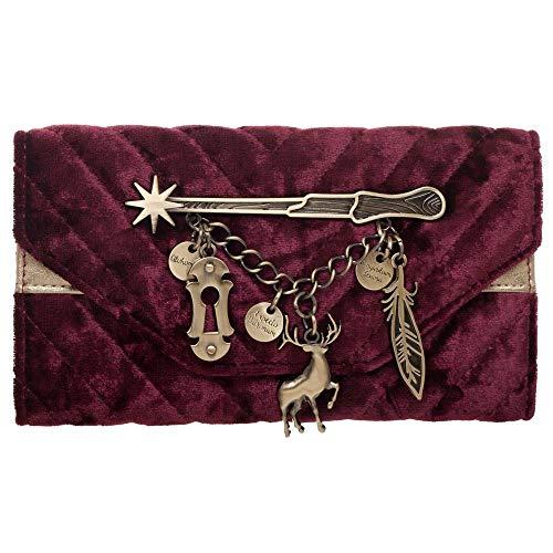 Harry Potter Wallet Harry Potter Gift Harry Potter Accessories - Harry Potter Flap Wallet Harry Potter Fashion