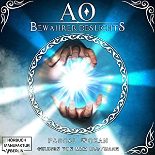 AO     Bewahrer des Lichts              Autor:                                                                                                                                 Pascal Wokan                               Sprecher:                                                                                                                                 Max Hoffmann                      Spieldauer: 10 Std. und 41 Min.     34 Bewertungen     Gesamt 4,2