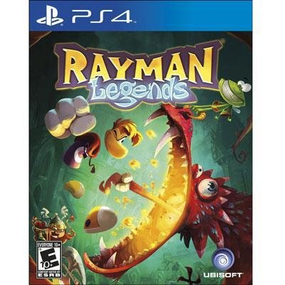 Brand New Ubisoft Rayman Legends Ps4