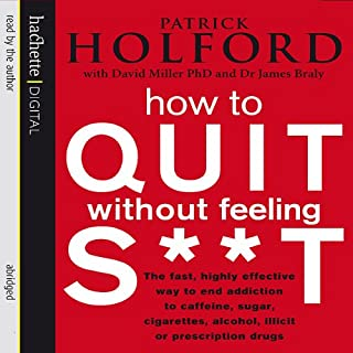How to Quit Without Feeling S--t audiobook cover art