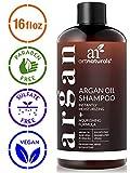 Art Naturals Huile d'argan bio pure quotidien soins des cheveux shampooing - (2 oz/354 ml)