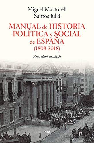 Manual de historia politica y social (edición ampliada) (ENSAYO Y BIOGRAFÍA)