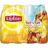 LIPTON ICED TEA HALF & HALF 16 OZ BOTTLES 12...