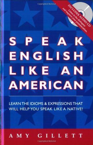 Speak English Like an American Book Audio CD set product image