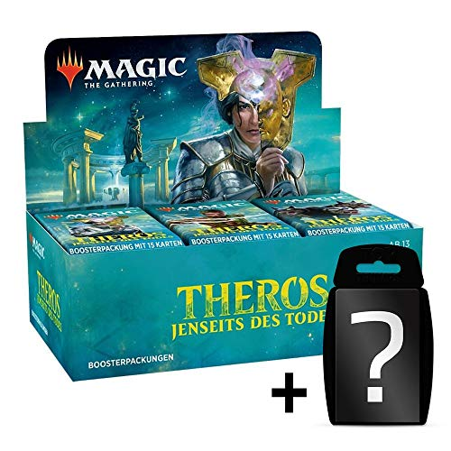 Magic The Gathering - Theros Jenseits des Todes - Boosters / Displays Auswahl | DEUTSCH | Sammelkartenspiel TCG | Set inkl. Kartenspiel, Booster:36er (Display)