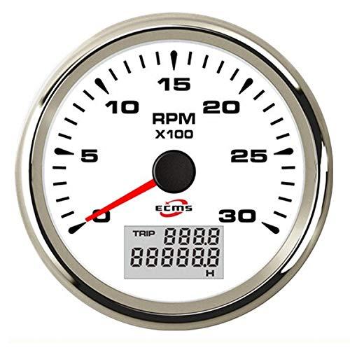 GPS-Tacho 3000RPM Digital/LKW/Motor Generator Drehzahlmesser
