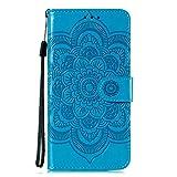 Coque pour Xiaomi Redmi Note 9 / 10X 4G Prime PU Cuir Flip Folio Housse Étui Cover Case Wallet...
