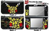 Pokemon 20th Anniversary Go Skin Sticker Decal Cover for NEW Nintendo 3DS XL
