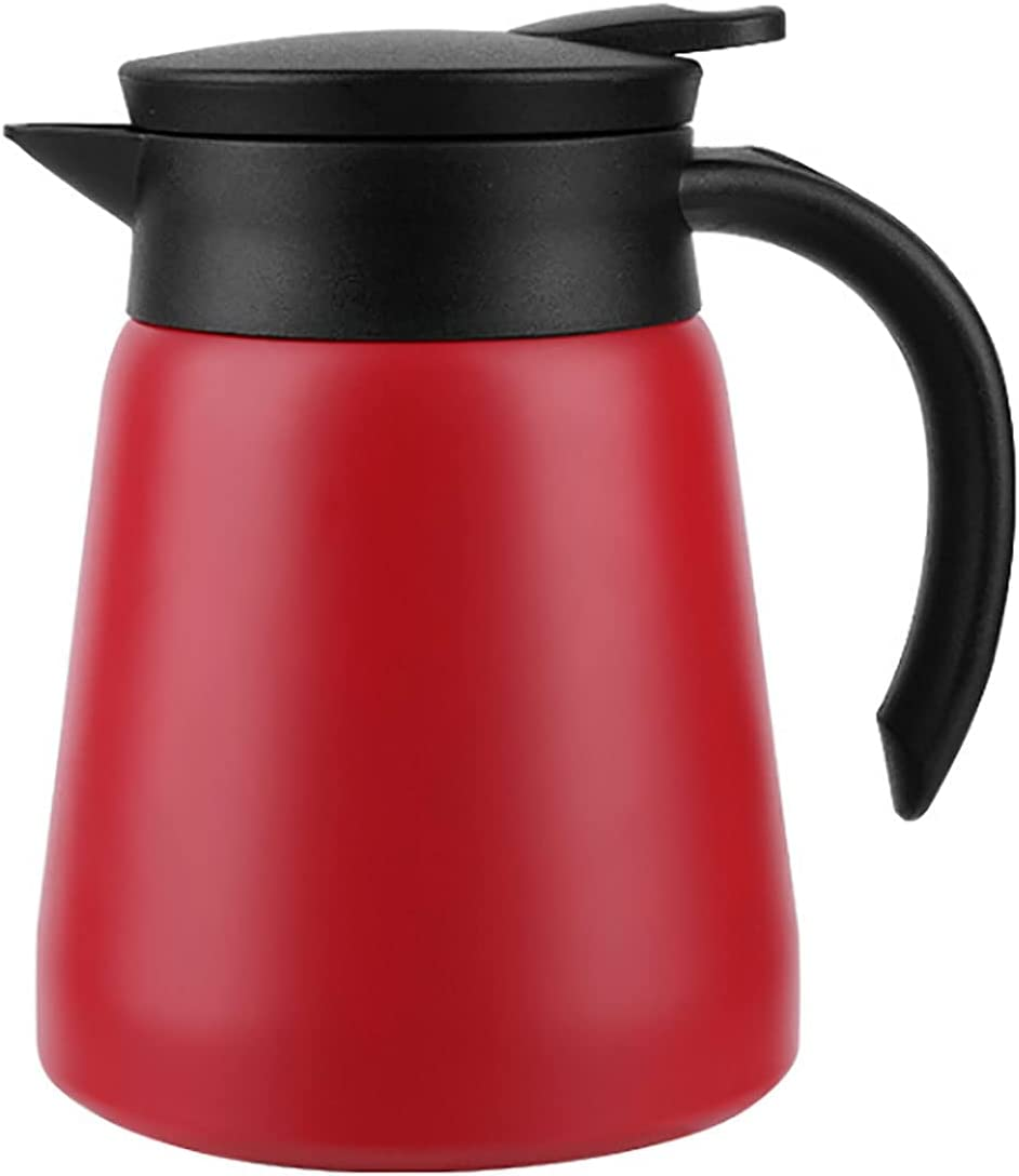 Dadamong Thermal Coffee Carafe 28oz Stee Pot Stainless Tea 850ML Outlet ☆ Free Shipping Clearance SALE Limited time