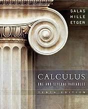 Best calculus by salas hille etgen 10th edition Reviews