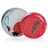 Oil Control Shampoo Seife handgefertigt Bar 60g Hair Seife Pflanze Essence natürlichen Wirkstoffs...
