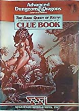 Advanced Dungeons & Dragons The Dark Queen of Krynn Clue Book (A Dragonlance Fantasy Role-Playing Epic, Volume III)