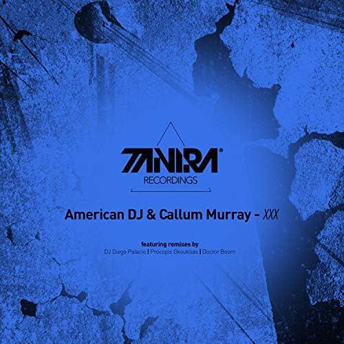 American DJ & Callum Murray