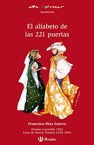 El alfabeto de las 221 puertas (Castellano - A PARTIR DE 12 AÑOS - ALTAMAR)