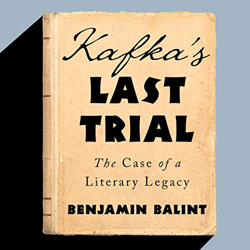 Kafka's Last Trial cover art