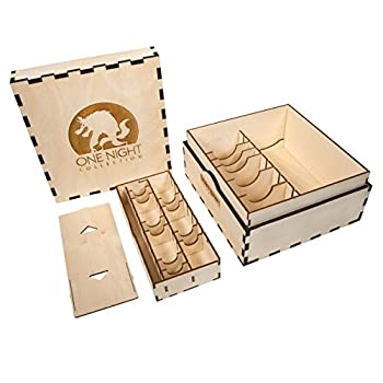 The Broken Token One Night Collection Game Crate