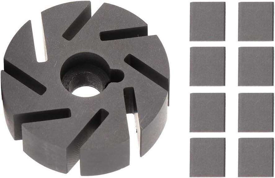 Over item handling ☆ Vacuum Pump Impeller Locking Central Motor It is very popular