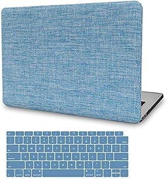 JGOO Slim Hard Shell & Keyboard Cover for Apple Mac Pro 13