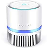 KOIOS Air Purifier w/3-in-1 True HEPA Filter Deals