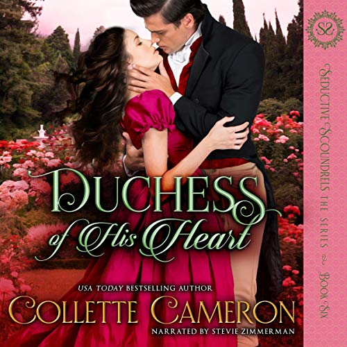 Duchess of His Heart Audiobook By Collette Cameron cover art