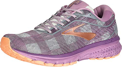 Brooks Ghost 12 Valerian/Grape/Grey 7.5 B (M) 1