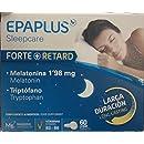 Epaplus Melatonina 1 Mg Con Vitamina B6 Y Magnesio 30 cápsulas de ...
