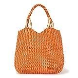 シップス(レディース)(SHIPS for women) V.DE.VINSTER:GLADYS BAG【オレンジ/ONE SIZE】
