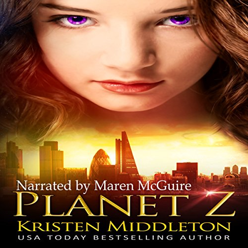 Planet Z Audiobook By Kristen Middleton cover art