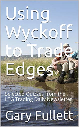 Using Wyckoff to Trade Edges: Selected Quizzes from the LTG Trading Daily Newsletter (English Edition)
