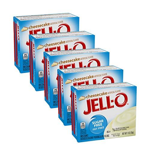 Jell-O Cheesecake Sugar Free Pudding &
