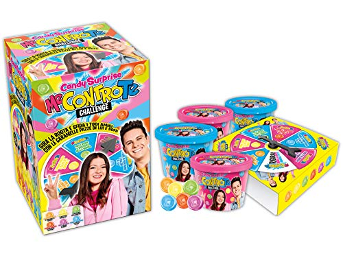 Gamevision Me Contro Te Candy Surprise Challenge