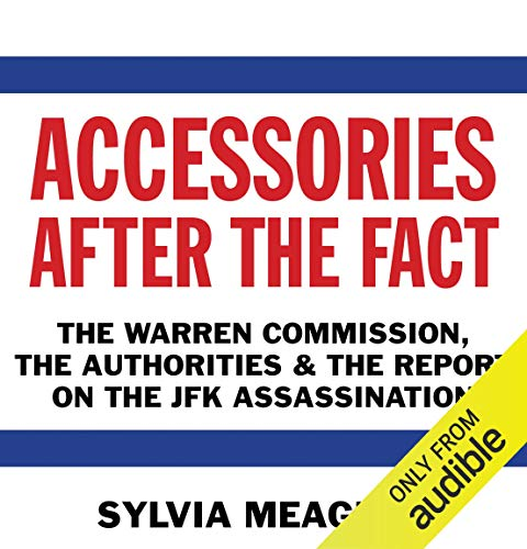 Accessories After the Fact audiobook cover art