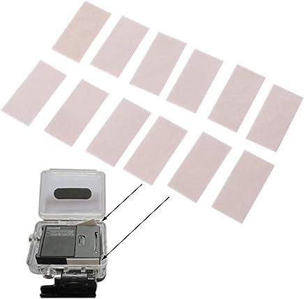 LIUYUNE,Accessoires Kit de rallonge de Casque pour Gopro Hero 7//6//5 Xiaomi//SJCAM Color:Noir