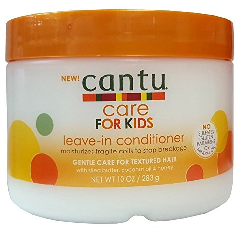 Cantu KIDS Leave in Conditioner 283g