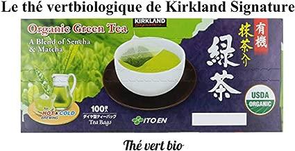 Best kirkland green tea benefits Reviews