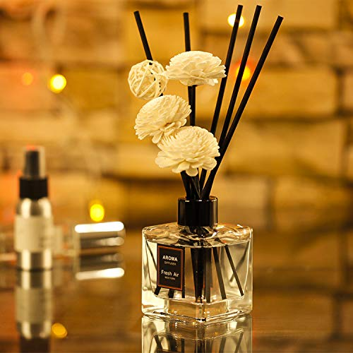 FAN XIAO HUA Fire-free Aromatherapy Lavender Rattan Takraw Volatile Aromatherapy Home Perfume