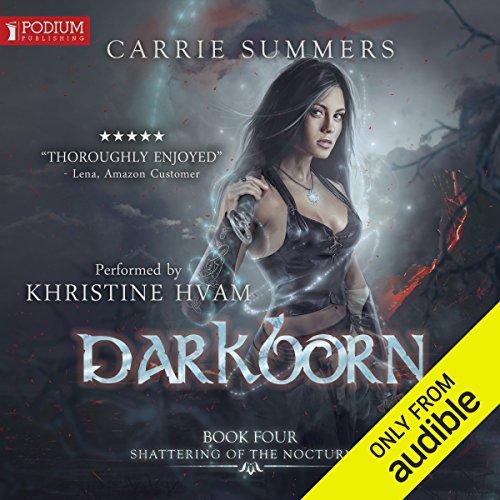 Couverture de Darkborn