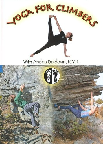 Yoga For Climbers DVD