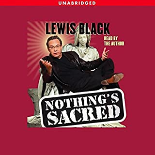 Nothing's Sacred cover art