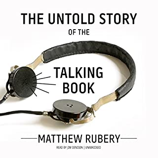 The Untold Story of the Talking Book audiobook cover art