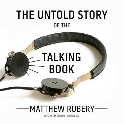 The Untold Story of the Talking Book cover art