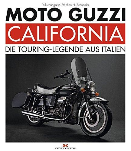 Moto Guzzi California: Die Touring-Legende aus Italien